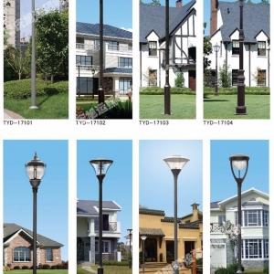 贝博游戏庭院灯安装公司