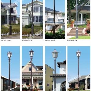 贝博游戏庭院灯安装生产